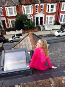 One of my favourite places in London - my rooftop!